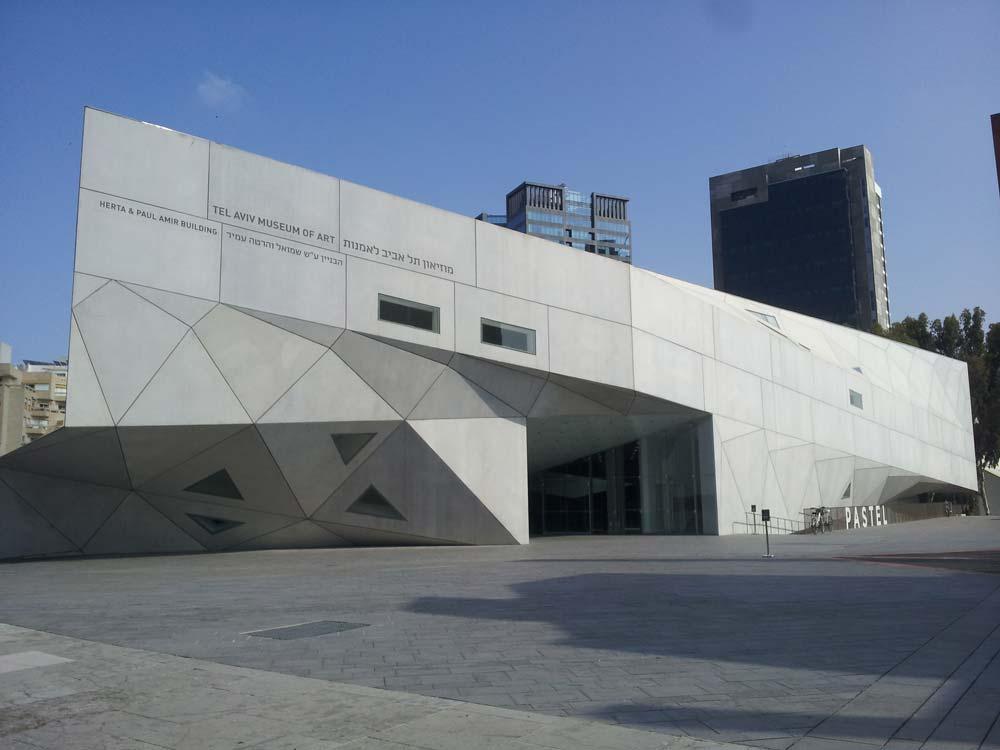 Tel Aviv Museum of Art.