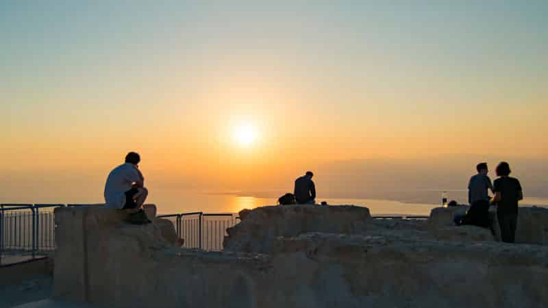 Masada & Dead Sea tours from Jerusalem