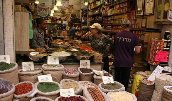 Israel Itinerary - Mahane Yehuda