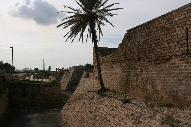 Israel Itinerary - Caesarea National Park