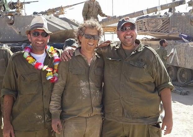 Israeli solders - is israel safe?