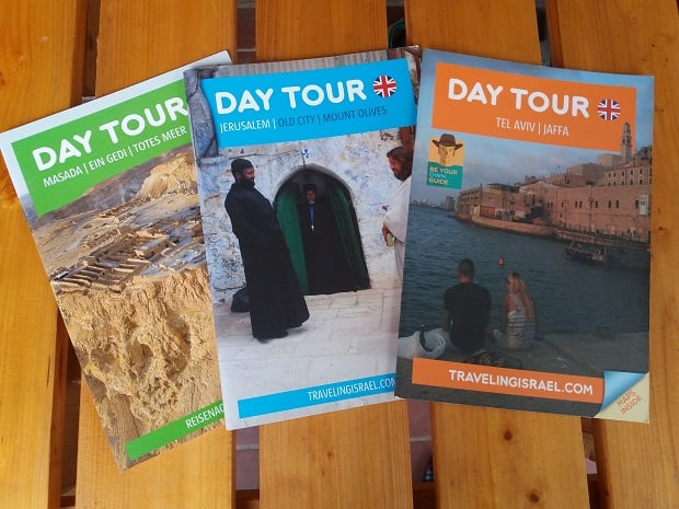 My Travel Guide Booklets