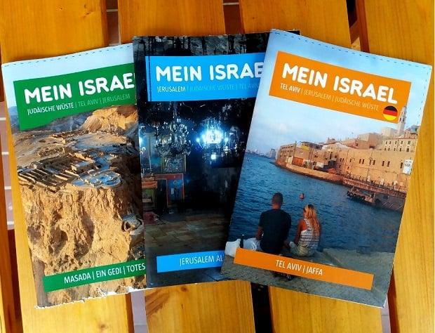 Reiseführer Israel
