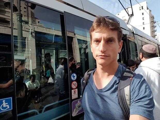 Straßenbahn Jerusalem