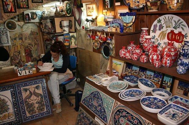 the Armenian Quarter