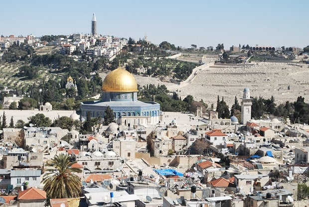 Old City Jerusalem tours